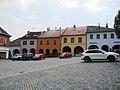 Klimkovice, náměstí jihovýchod.jpg