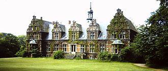 Klintholm Manor - Image: Klintholm Manor House