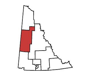 Klondike (electoral district) electoral district in Kanada