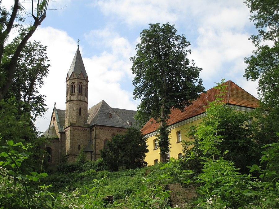 Kloster Saarn + Klosterkirche