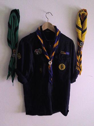Pfadfinderbund Weltenbummler - The Weltenbummler uniform