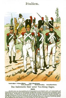 image illustrative de l'article Armée du royaume d'Italie (1805-1814)