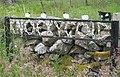Knockycoid Farm sign - geograph.org.uk - 476152.jpg