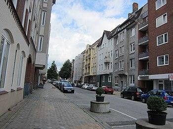 Knorrstraße, 2012