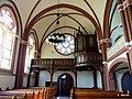 Kościół ewangelicko-augsburski . Widok organów kościoła. - panoramio.jpg