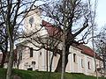 Kościół klasztorny reformatów, ob. par. pw. św. Mikołaja, 2 poł. XVIII Łabiszyn (24).JPG