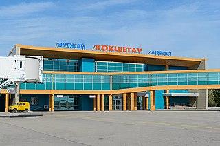 Kokshetau Airport airport in Kokshetau, Kazakhstan