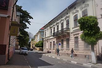 Kolomyia - Old Town in Kolomyja