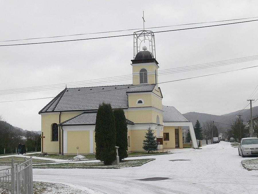 Komárov, Bardejov District
