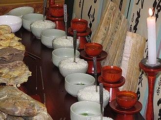 Jesa - Jesasang(Jesa table)