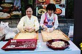 Korean rice cake-Two women shaping tteok-01.jpg