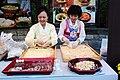 Korean rice cake-Two women shaping tteok-01.jpg