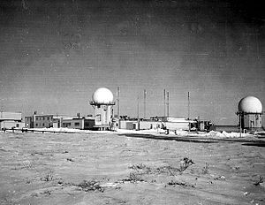 Kotzebue Air Force Station - Image: Kotzebue Air Force Station Alaska