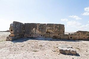 Kouklia - Remains of ancient Greek sanctuary