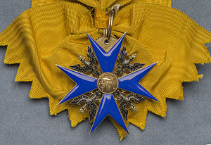 Order of the Black Eagle - Badge of the Order of the Black Eagle.