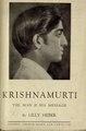 Krishnamurti the man and his message (Lilly Heber, 1931).pdf