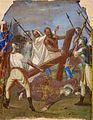 Kristus pade pod križem (sr. 18. st.).jpg
