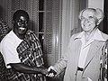 Krobo Edusei - Ben Gurion 1959.jpg