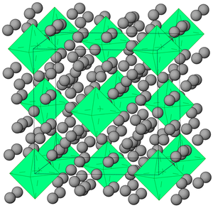 Krypton - Image: Krypton hydride structure