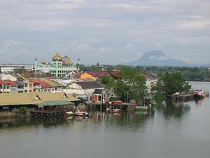 Kuching Waterfront India Street.jpg