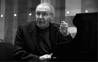György Kurtág Hungarian composer