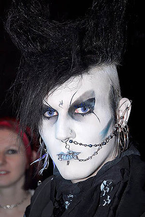 "Social effects of rock music - In the Goth subculture, individuals who are perceived as not truly sharing the values of the subculture are deemed to be ""inauthentic""."