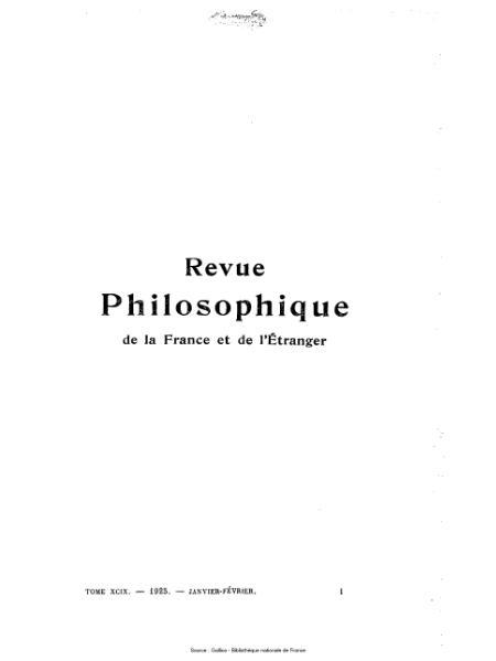 File:Lévy-Bruhl - Revue philosophique de la France et de l'étranger, 99.djvu