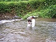 LDS Baptism Panama