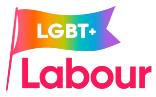 LGBT+ Labour LGBT+ political group affiliated to the British Labour Party