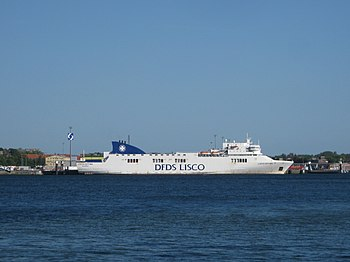 Optima Seaways 2011
