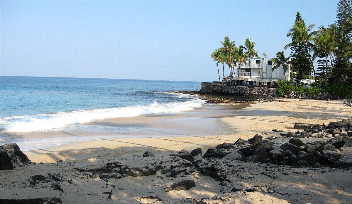 Disappearing Island Hawaii