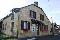 La Besace (08 Ardennes) - la Mairie - Photo Francis Neuvens lesardennesvuesdusol.fotoloft.fr.JPG