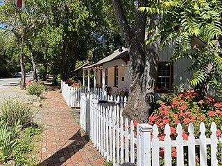 New Almaden Neighborhood of San Jose in Santa Clara, California, United States