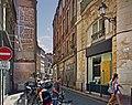La rue Bouquières a Toulouse vue à son origine.jpg