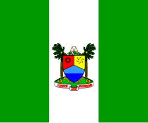 Lagos State - Image: Lagos Flag