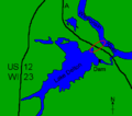Lake Delton Wisconsin map.png