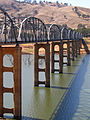 Lake Hume - Bethanga Bridge at Bellbridge on the Murray River - 6502.jpg