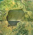 Lake Onuma Wakkanai-city Aerial photograph.1977.jpg