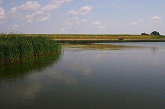 Cavalier, North Dakota - Lake Renwick
