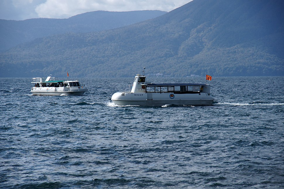 Lake Shikotsu17n4272