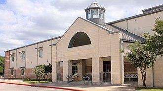 Lakeway, Texas - Image: Lake Travis Elementary School