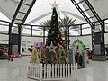 Lakeside Joondalup Christmas setup.jpg