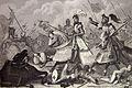 """Las Glorias Nacionales, 1852 """"Francisco I cae prisionero en la batalla de Pavía"""". (4013193873).jpg"""