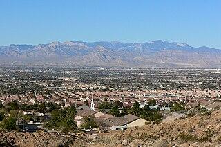Sunrise Manor, Nevada Unincorporated town in Nevada, United States