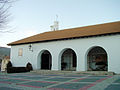 Lateral de iglesia en Villavieja del Lozoya.jpg