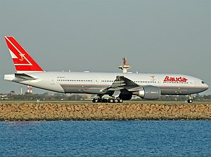 Lauda Air Boeing 777-200ER SYD Gilbert-2.jpg