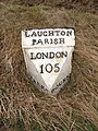 Laughton milepost-Geograph-2258050-by-Ian-Paterson.jpg