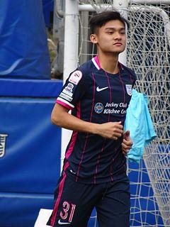 Law Tsz Chun Hong Kong footballer