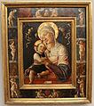 Lazzaro bastiani, madonna col bambino entro una cornice dipinta.JPG