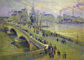 Le pont Corneille, Rouen - Robert Antoine Pinchon (French, 1886-1943).jpg